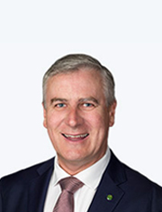 Profile picture of the Hon Michael McCormack MP