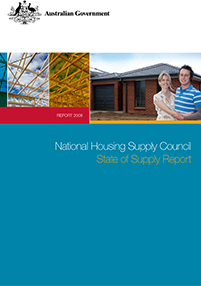 The State of Supply Report 2008